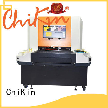ChiKin single pcb AOI machine accurate inspection for fast and accurate inspection