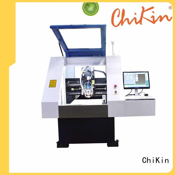 ChiKin high speed pcb cnc router high quality