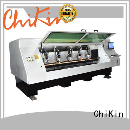 ChiKin Perfect pcb router high precision for processing various materials