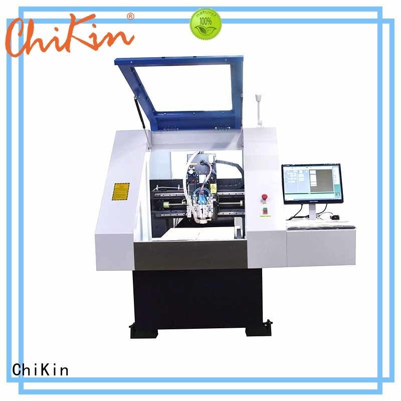 ChiKin cnc pcb milling high quality