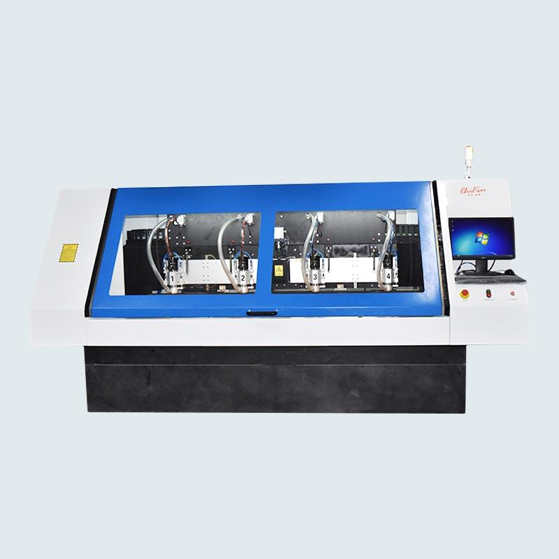 PCB CNC Router Machine CK-04R