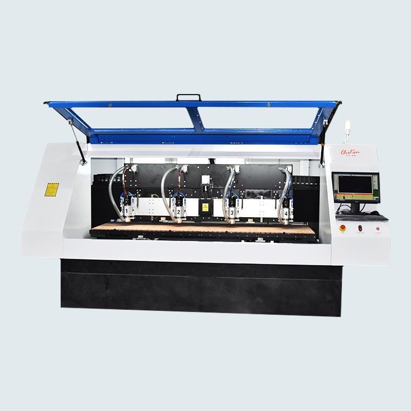 PCB CNC Router Machine CK-04R