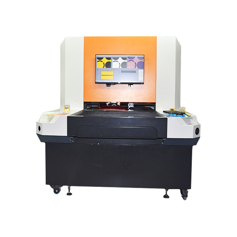 ChiKin single pcb AOI machine accurate inspection for testing of electronics PCBs-1