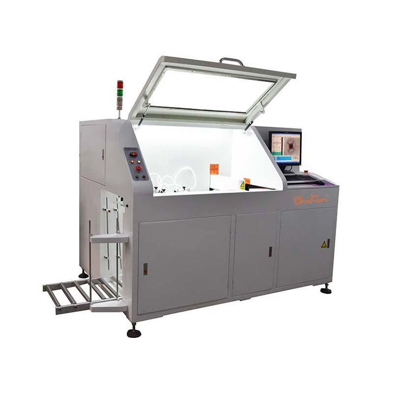 Full automatic guide hole drilling machine