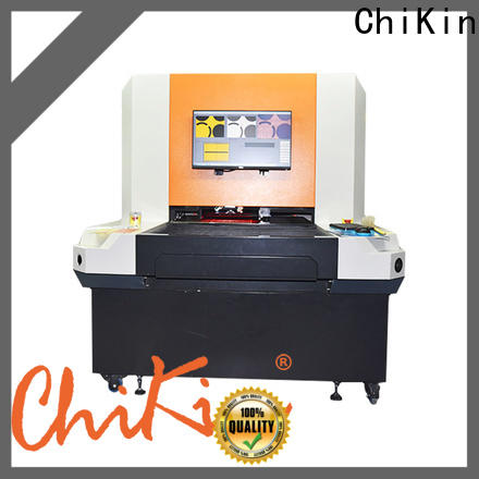 ChiKin professional aoi machine for pcb fast inspection for testing of electronics PCBs