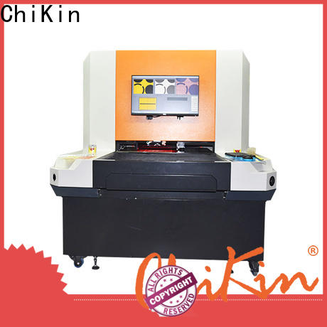 ChiKin aoi machine for pcb accurate inspection for manufacturing
