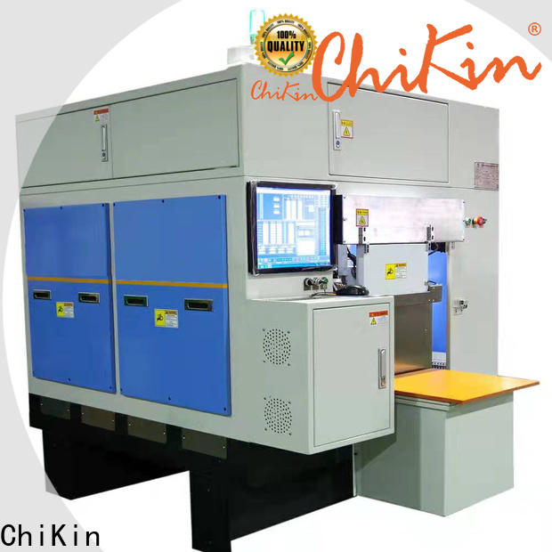 ChiKin automatic pcb manufacturing greatly for improving system performance