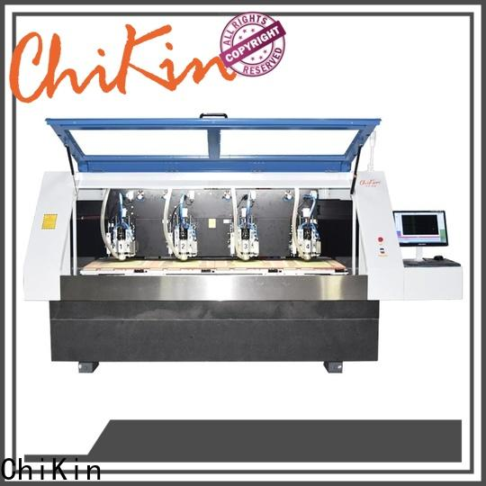 ChiKin professional cnc router pcb cnc high precision