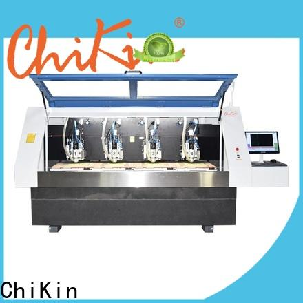 high speed cnc router for pcb high quality spindle over-heat protection