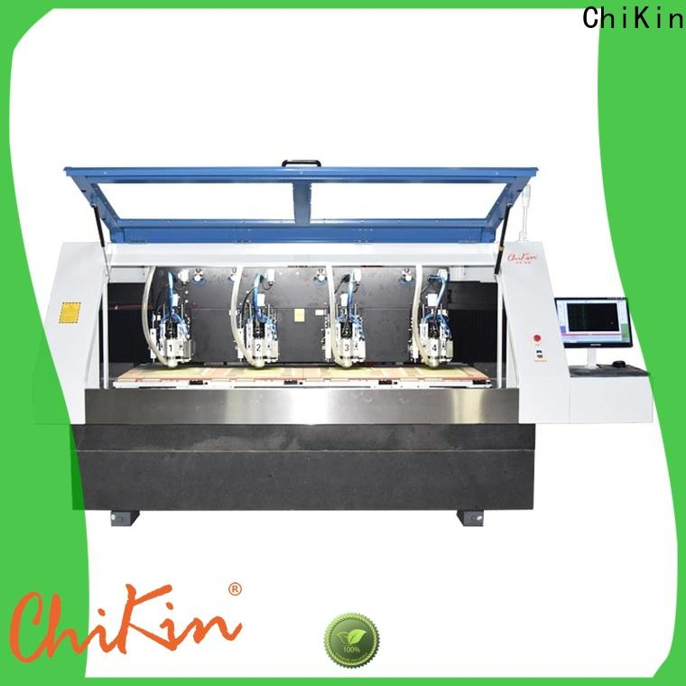 ChiKin professional pcb router machine machine high quality for industry operation