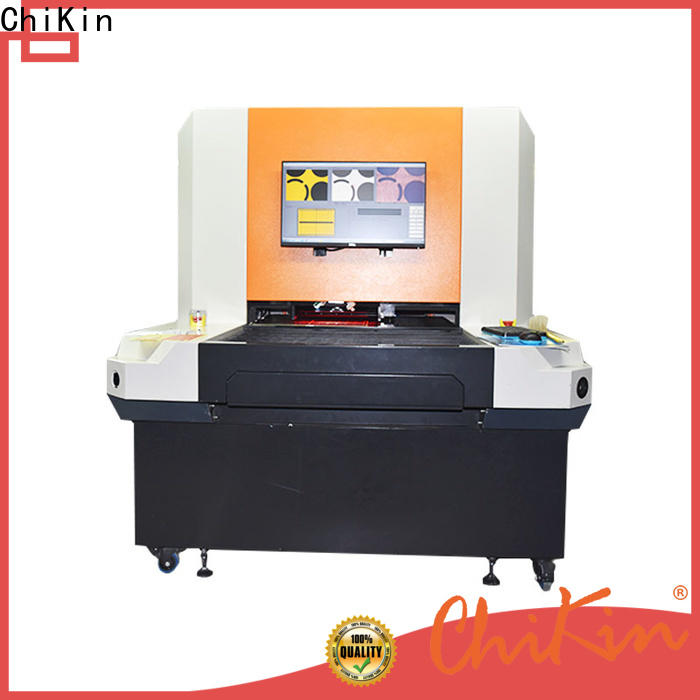 ChiKin key technique aoi machine for pcb accurate inspection for manufacturing