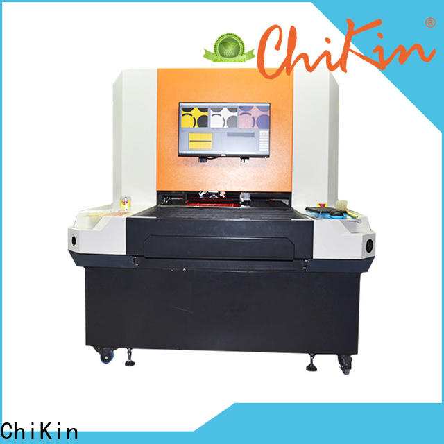 ChiKin inspection machine fast inspection for fast and accurate inspection