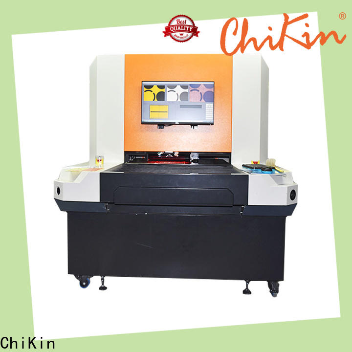 ChiKin automatic automatic optical inspection fast inspection for manufacturing