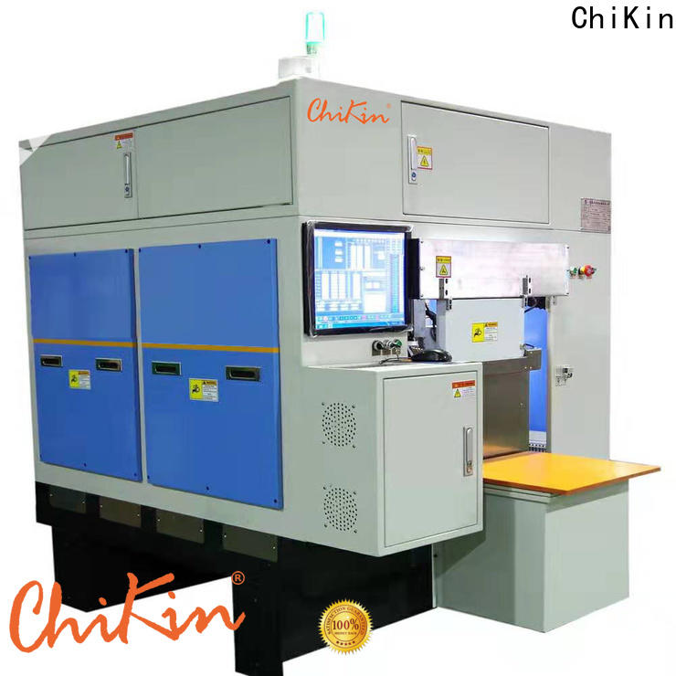 ChiKin multi v scoring pcb greatly for improving the product quality