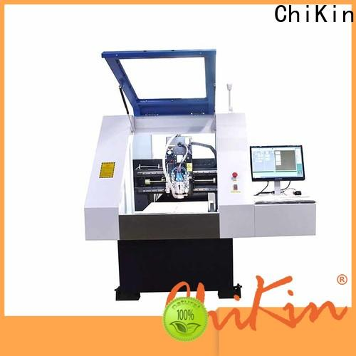 ChiKin professional cnc router pcb router high precision