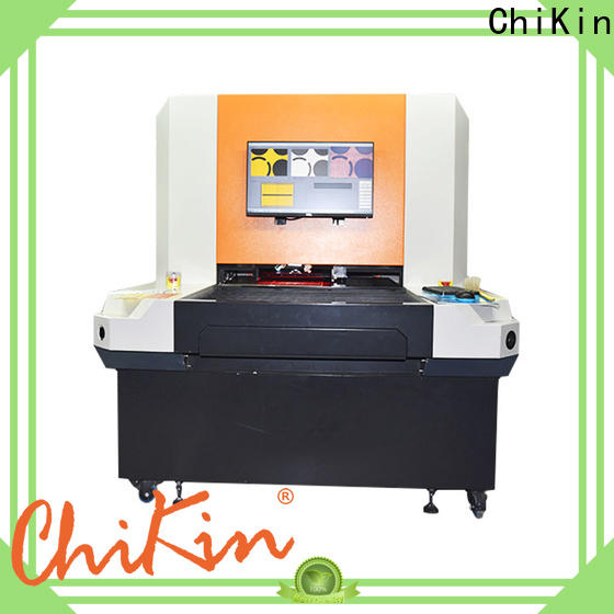 ChiKin automatic pcb AOI machine fast inspection for testing of electronics PCBs