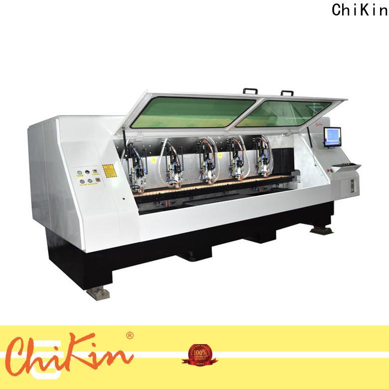 Perfect aluminium drilling machine machine high quality pcb board making