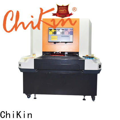 automatic aoi machine accurate inspection for testing of electronics PCBs
