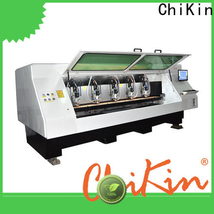 ChiKin depth pcb router machine high precision for processing various materials