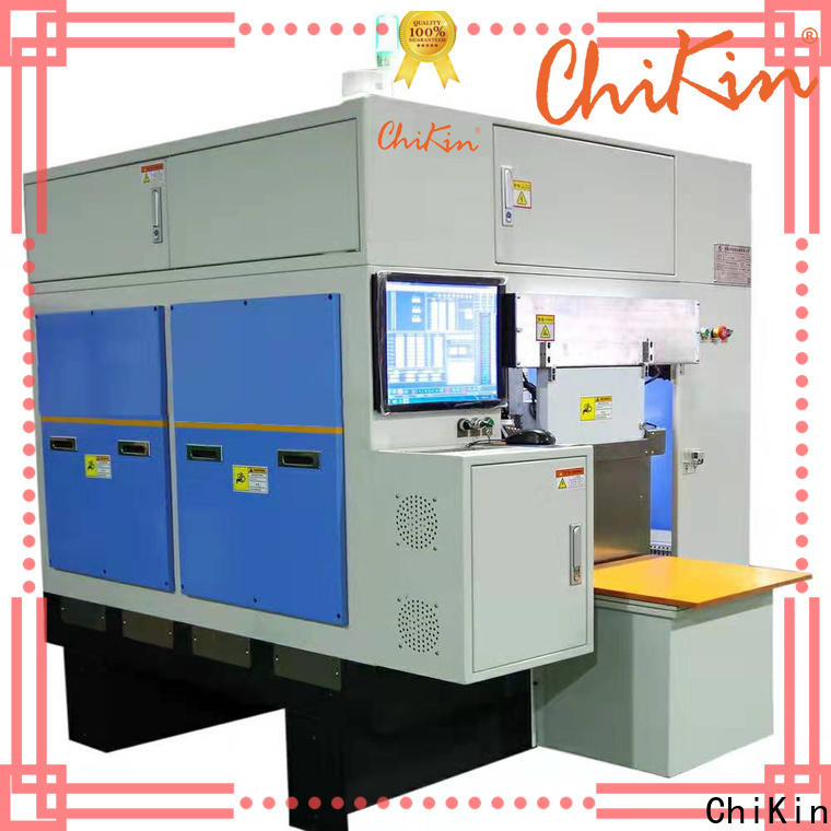 ChiKin cnc pcb manufacturing greatly for improving system performance