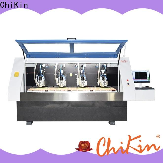 ChiKin control cnc router pcb high quality