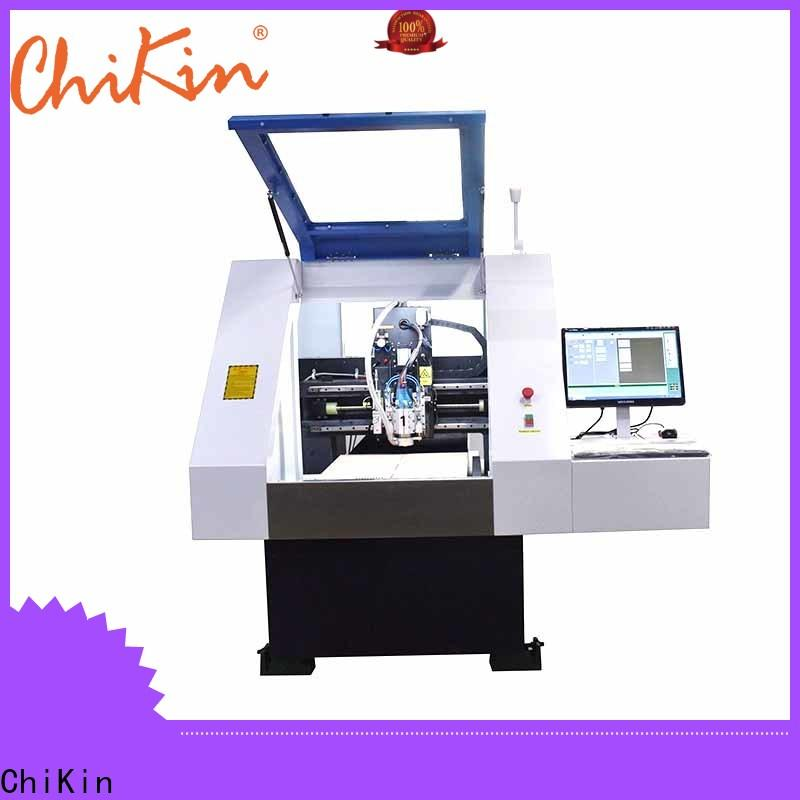 Perfect pcb cnc router single high precision pcb board making