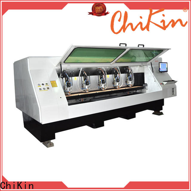 Perfect pcb routing machine cnc spindle over-heat protection for industry operation