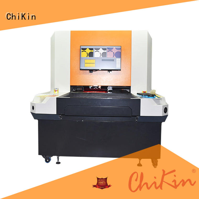 ChiKin professional aoi machine for pcb fast inspection for manufacturing