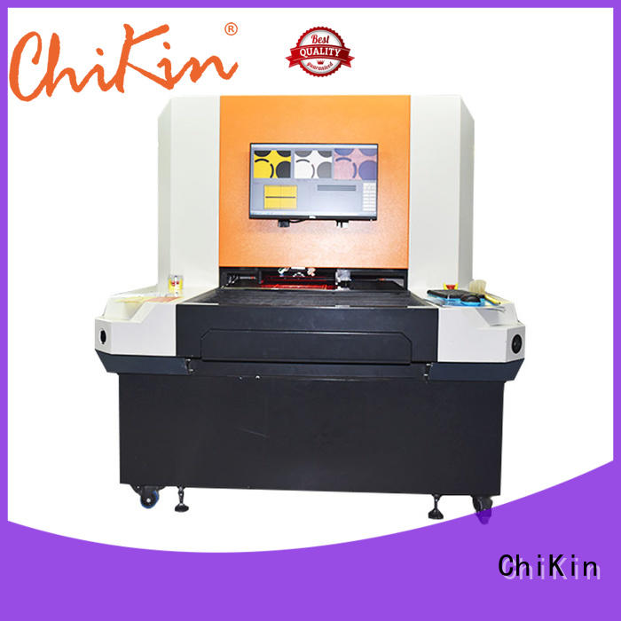 ChiKin automatic smt aoi spindle for testing of electronics PCBs