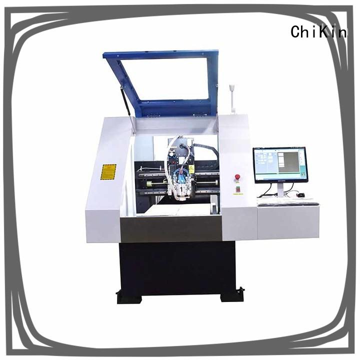 pcb printing machine high precision for processing various materials ChiKin