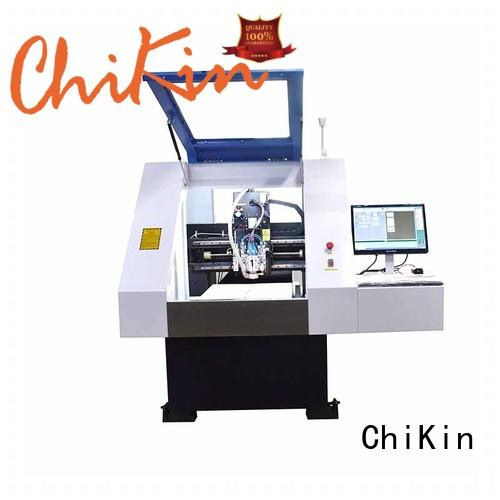 ChiKin router pcb manufacturing machine high quality for processing various materials