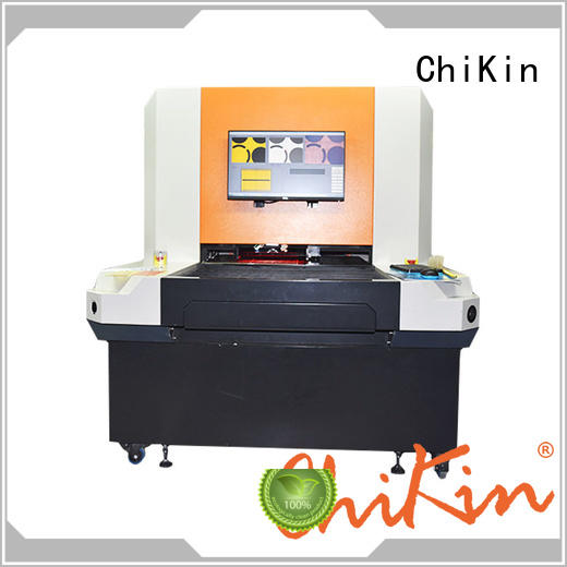 ChiKin aoi machine accurate inspection for testing of electronics PCBs