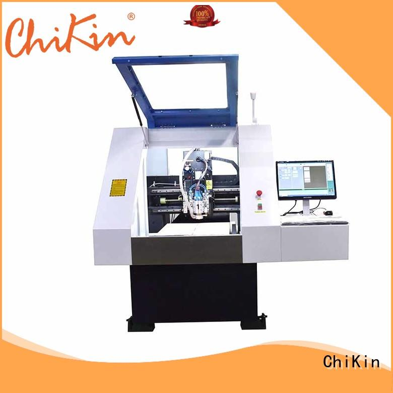 high speed pcb manufacturing machine cnc high precision for processing various materials