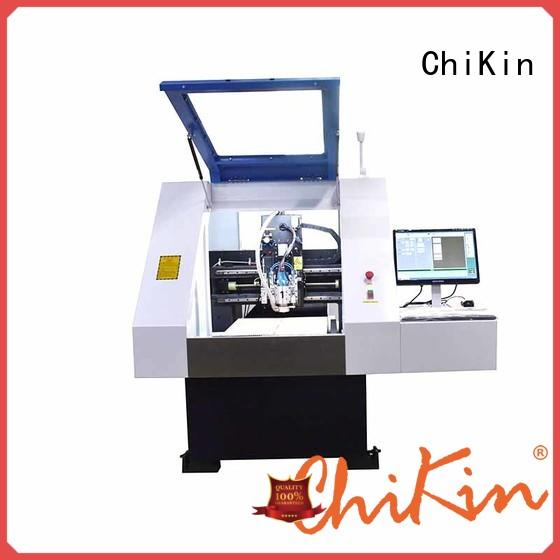 single pcb milling spindle for industry operation ChiKin