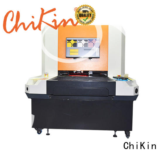 key technique aoi electronics accurate inspection for testing of electronics PCBs ChiKin