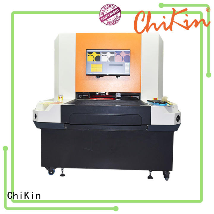 ChiKin automatic aoi machine for pcb accurate inspection for manufacturing