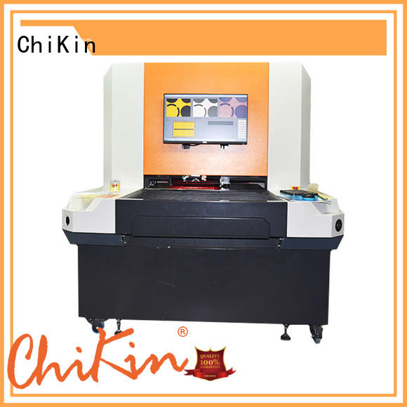 aoi system for testing of electronics PCBs ChiKin