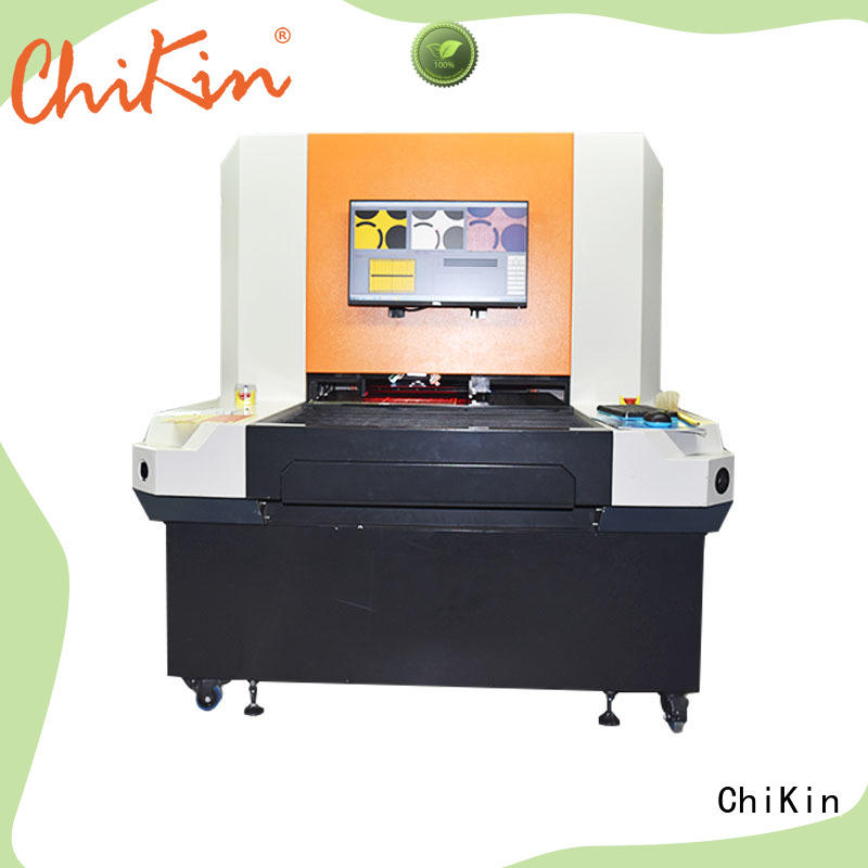 optical automatic optical inspection accurate inspection for manufacturing ChiKin