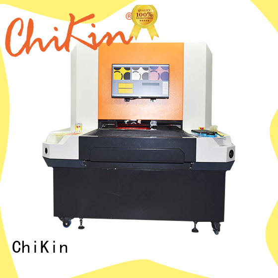 aoi automated optical inspection single for testing of electronics PCBs ChiKin
