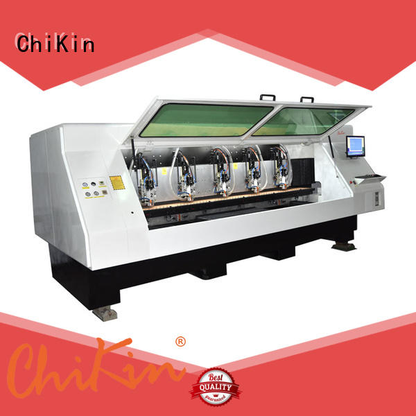high quality pcb milling and drilling machine machine for industry operation ChiKin