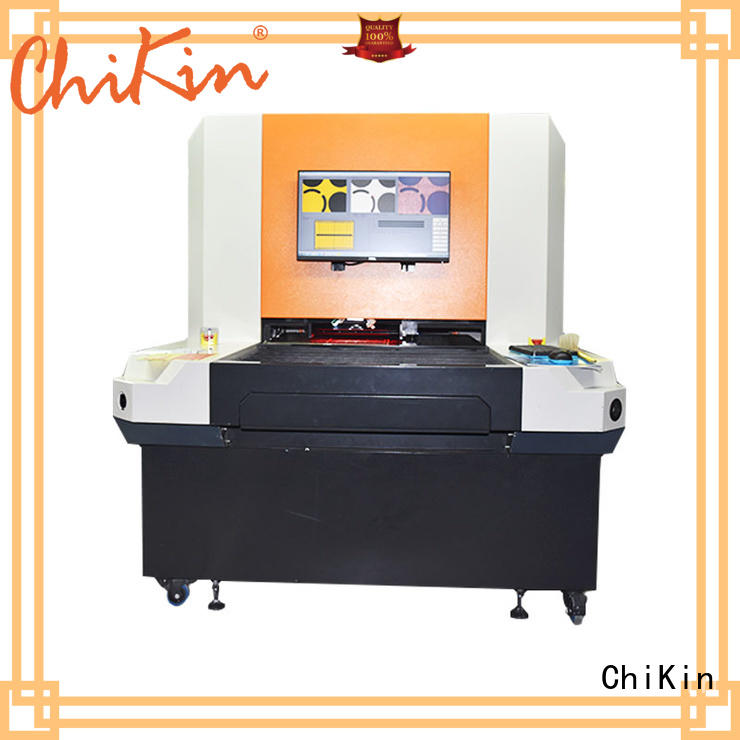 ChiKin key technique aoi automated optical inspection accurate inspection for fast and accurate inspection