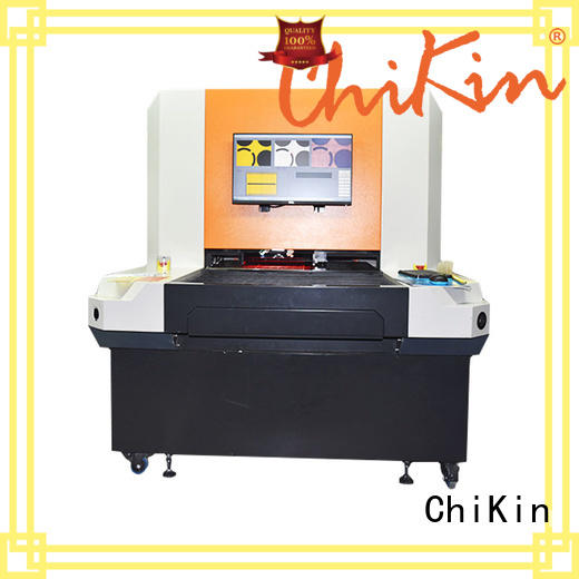 pcb AOI machine double for manufacturing ChiKin