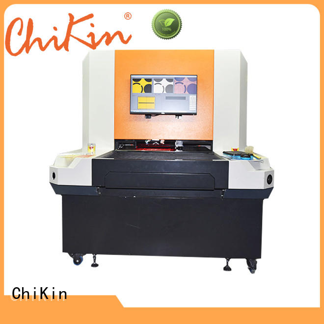 ChiKin automatic aoi system accurate inspection for testing of electronics PCBs