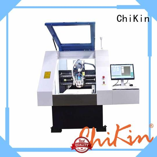 ChiKin high speed pcb printing machine routing