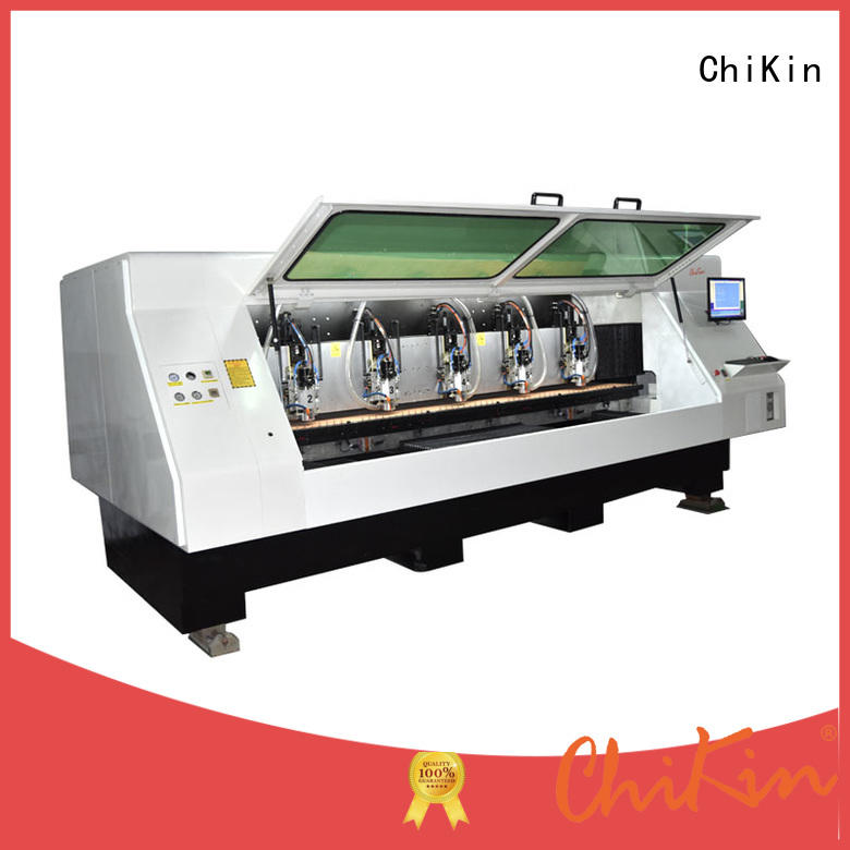 ChiKin ChiKin professional cnc router pcb high precision for processing various materials
