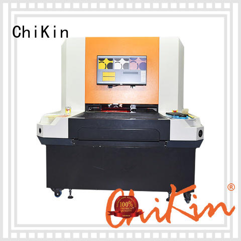 ChiKin spindle automatic optical inspection fast inspection for fast and accurate inspection