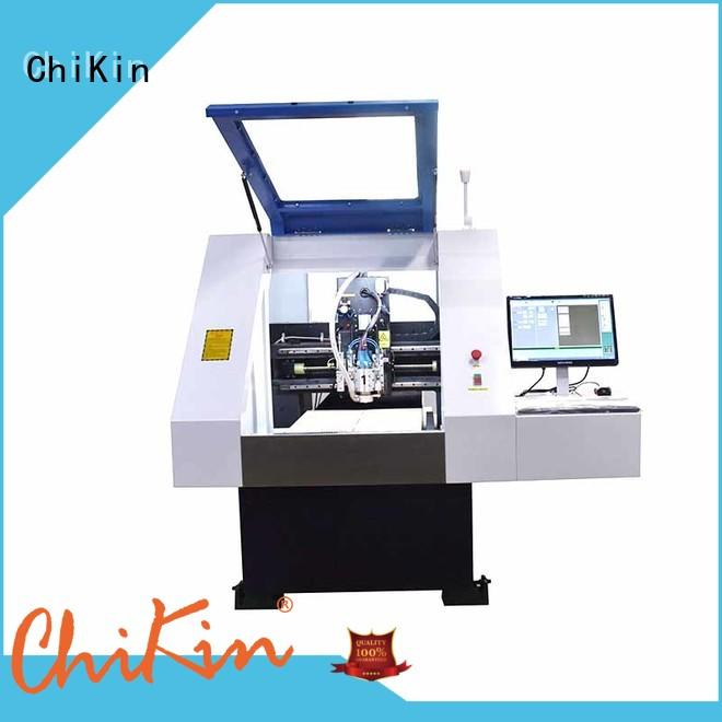 high speed cnc milling machine kit spindle over-heat protection for industry operation