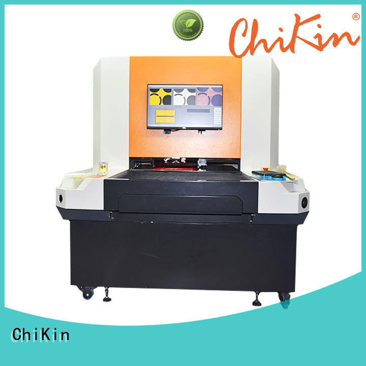 ChiKin double automatic optical inspection accurate inspection for manufacturing