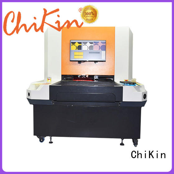 ChiKin key technique automatic optical inspection fast inspection for fast and accurate inspection