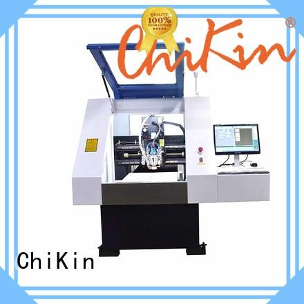 ChiKin Perfect pcb manufacturing machine spindle over-heat protection for industry operation